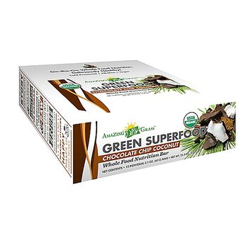 Green Superfood® - Chocolate Chip CoconutChocolate Chip Coconut | GNC