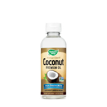 Coconut Premium Oil | GNC