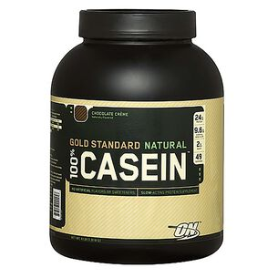 Gold Standard™ Natural 100% Casein - Chocolate CremeChocolate Creme | GNC