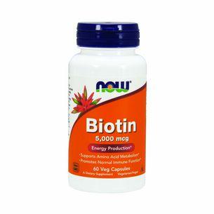 Biotin 500 mcg | GNC