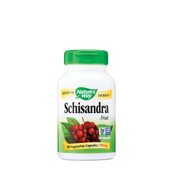 Nature S Way Schisandra