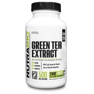 Green Tea Extract - 500 mg | GNC