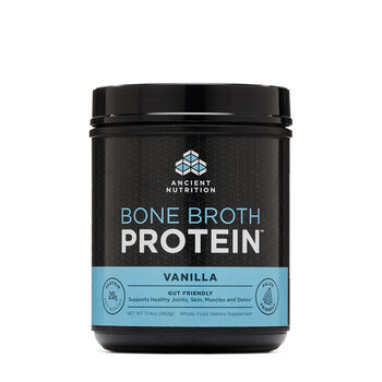 Bone Broth Protein™ - VanillaVanilla | GNC