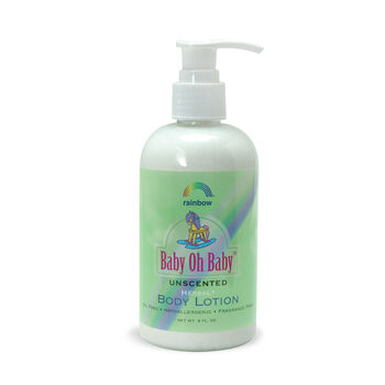 Baby Oh Baby® Unscented Herbal Body Lotion | GNC