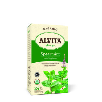 Organic Spearmint Tea | GNC