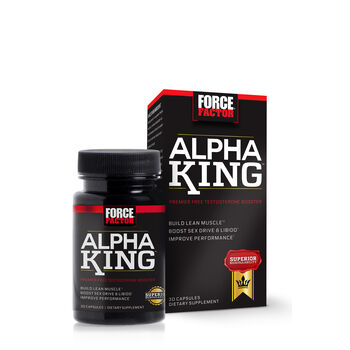 Alpha King™ | GNC