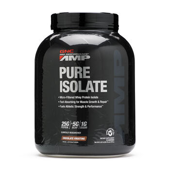 Pure Isolate - Chocolate FrostingChocolate Frosting | GNC