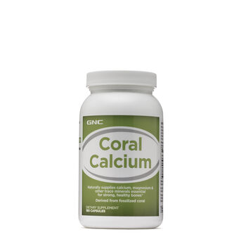 Coral Calcium | GNC