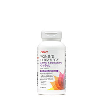 Women's Ultra Mega - Energy & Metabolism One Daily | GNC