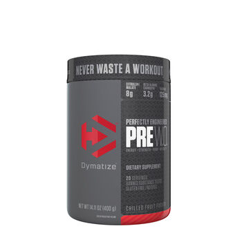 Perfectly Engineered PRE W.O.™ - Chilled Fruit FusionChilled Fruit Fusion   GNC