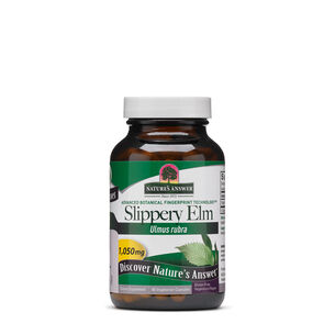 Slippery Elm 1050mg | GNC