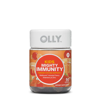 Kids Mighty Immunity - Cherry Berry | GNC