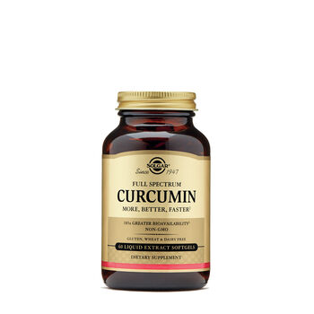 Full Spectrum Curcumin | GNC