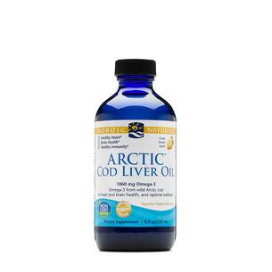 Arctic™ Cod Liver Oil - Lemon | GNC