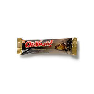 OhYeah!® Bar - Chocolate and Caramel | GNC