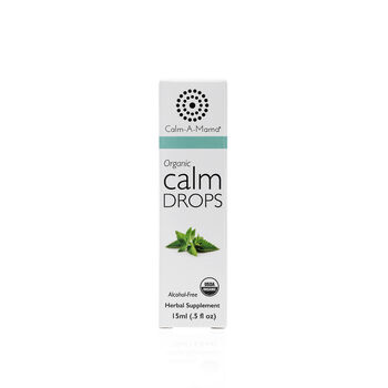Organic Calm Drops | GNC