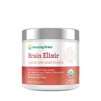 Brain Elixir | GNC