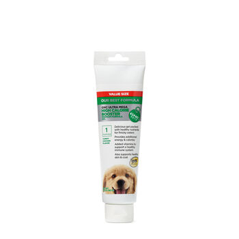 Ultra Mega High Calorie Booster for Puppies - Yummy Chicken Flavor - VALUE SIZE | GNC