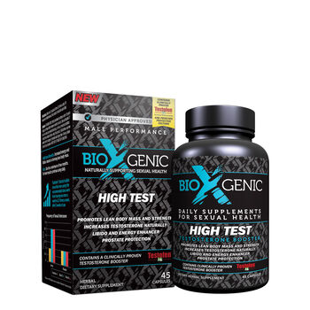 High Test Male Performance | GNC