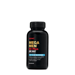 MEGA MEN® 50 Plus One Daily | GNC