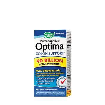 Primadophilus® Optima - Colon Support | GNC