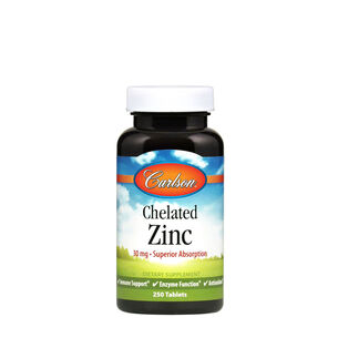 Chelated Zinc | GNC