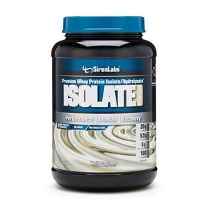 Isolate Protein - Vanilla Ice CreamVanilla Ice Cream | GNC