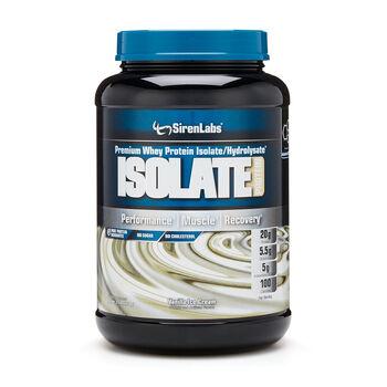 Isolate Protein - Vanilla Ice CreamVanilla Ice Cream | GNC