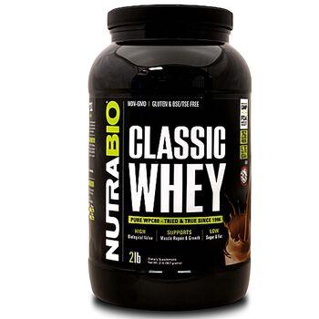 Classic Whey - Chocolate MilkshakeChocolate Milkshake | GNC