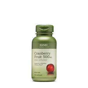 Cranberry Fruit 500MG | GNC