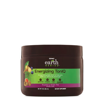 Energizing TonIQ - Raspberry Green Tea | GNC
