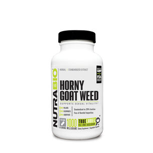 Horny Goat Weed | GNC