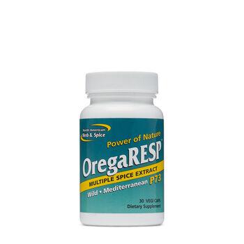 OregaRESP™ | GNC