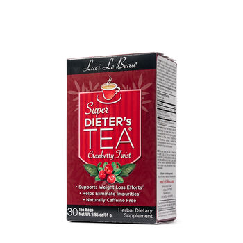 Super Dieter's Tea® - Cranberry TwistCranberry Twist | GNC