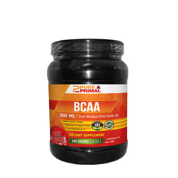 BCAA - Fruit Punch | GNC