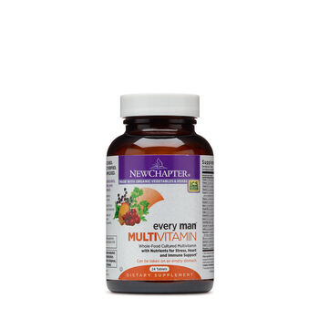 Every Man™ Multivitamin | GNC