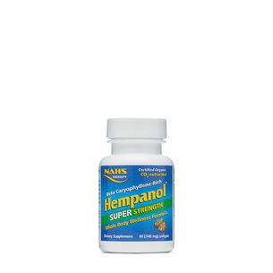 Hempanol Super Strength | GNC