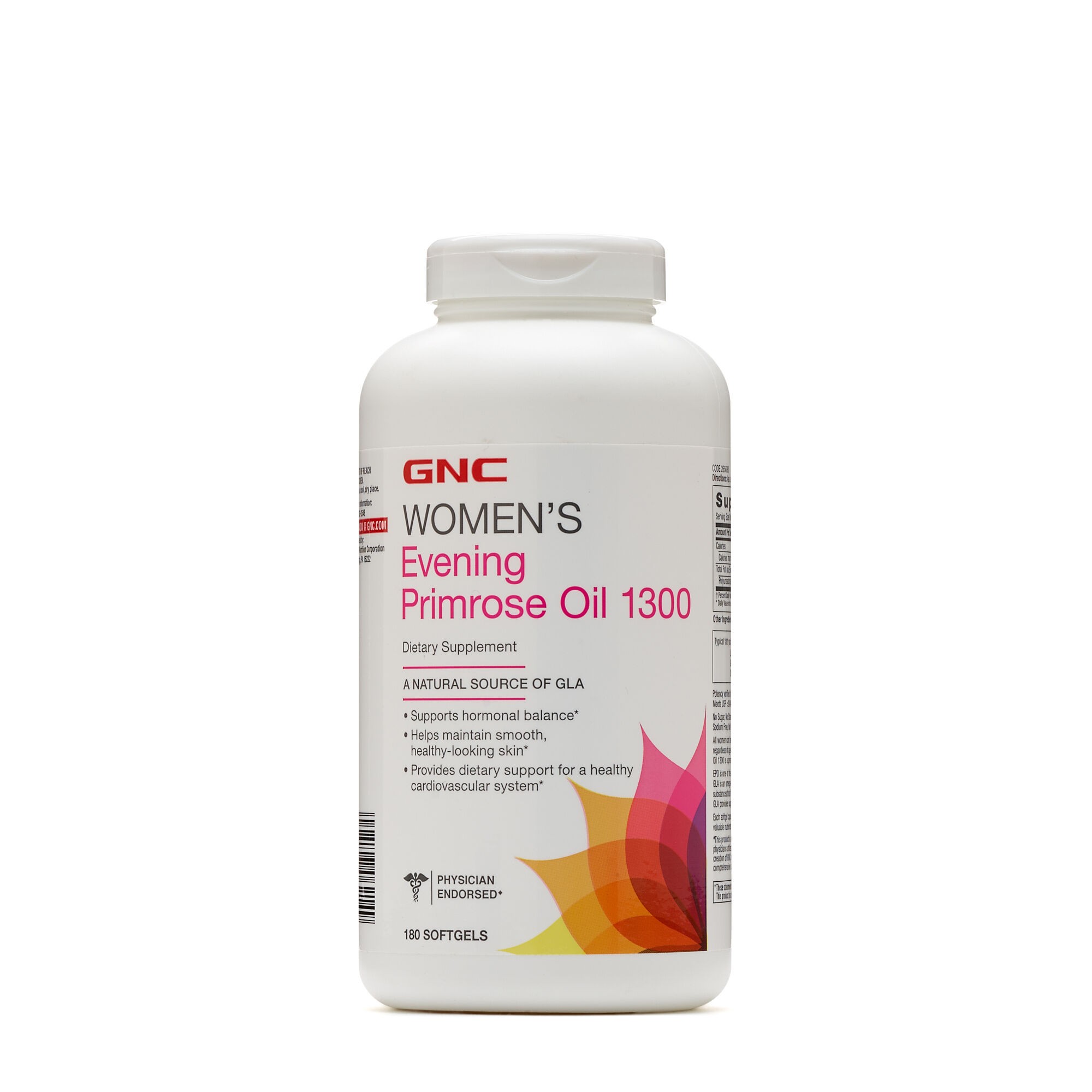 Gnc Womens Evening Primrose Oil 1300mg Gnc