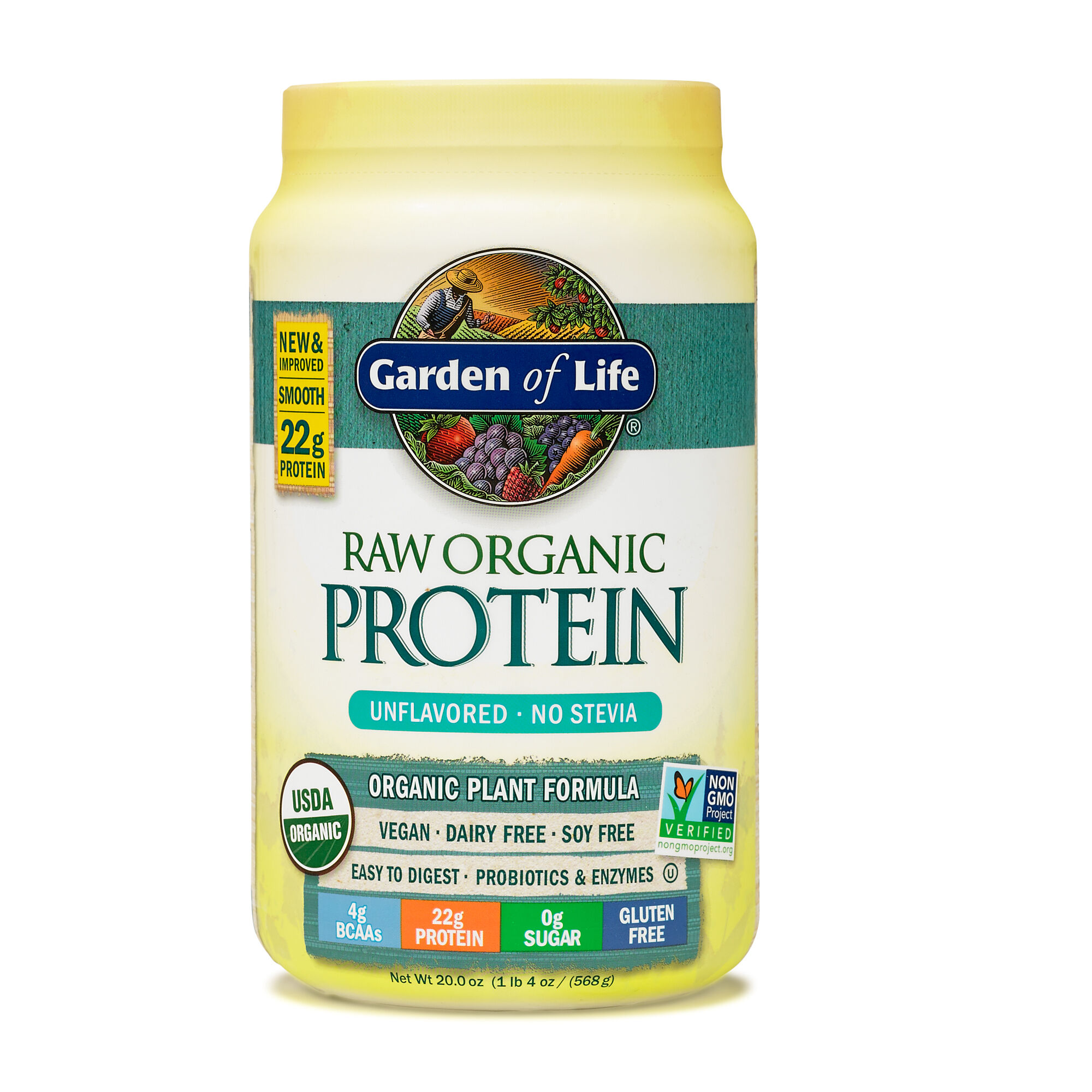 RAW Fit High Protein  Garden of Life