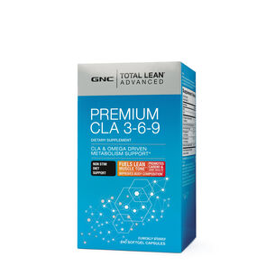 GNC 토탈 린 프리미엄 CLA 3-6-9 GNC Total Lean Advanced Premium CLA 3-6-9