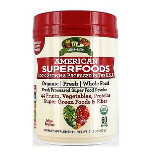 American Superfoods™ - Delicious Berry | GNC