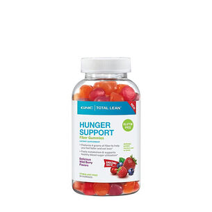 Hunger Support Fiber Gummies - Delicious Wild Berry | GNC
