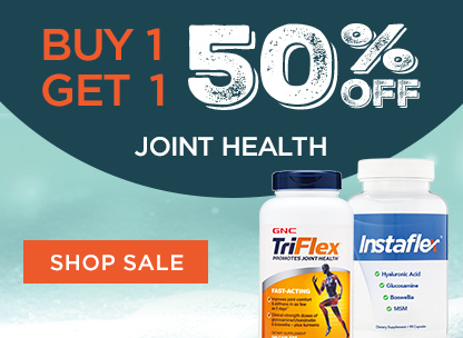Buy 1, Get 1 50% Off Joint Health