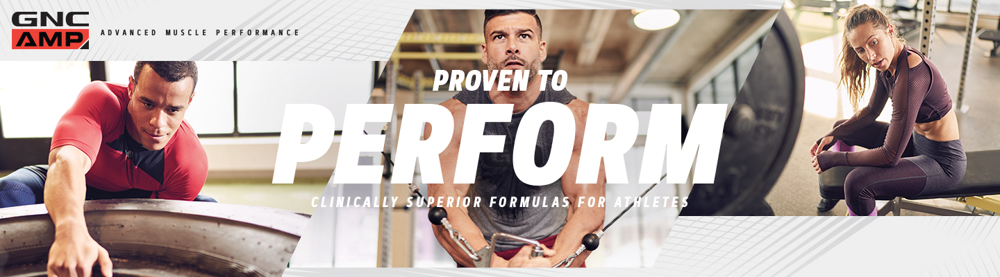 Proven ingredients to support every athlete for strength training workouts, sports or starting a HIIT or endurance program