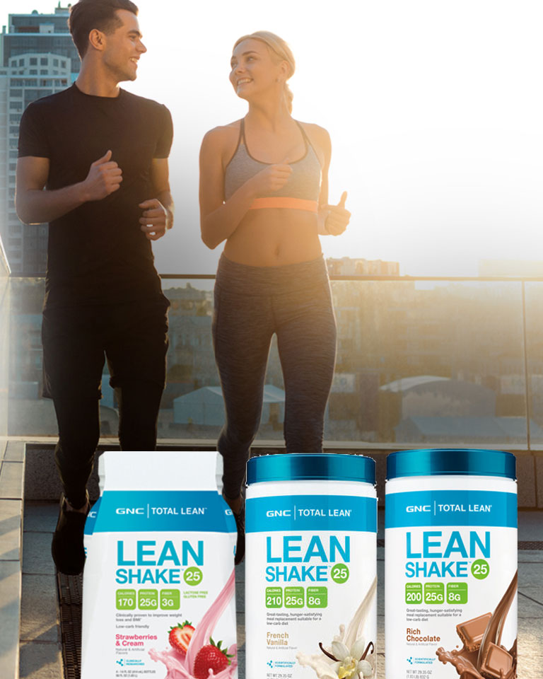 BUY 2, GET 1 FREE. Support your diet with Total Lean® premium solutions.