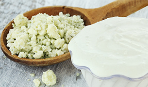 Lite Blue Cheese Dressing with Whey Protein
