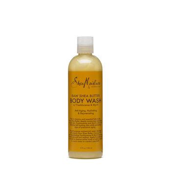 Raw Shea Butter Body Wash with Frankincense & Myrrh | GNC