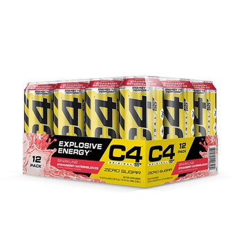 C4® On The Go Preworkout Explosive Energy  - Strawberry Watermelon IceStrawberry Watermelon Ice | GNC