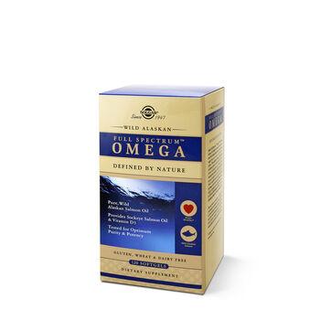 Wild Alaskan Full Spectrum™ Omega | GNC