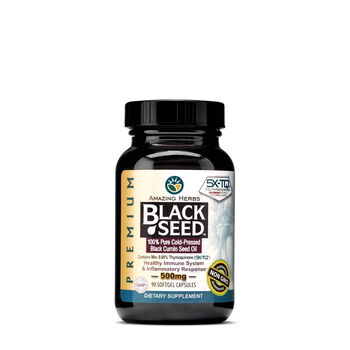 Black Seed™   GNC